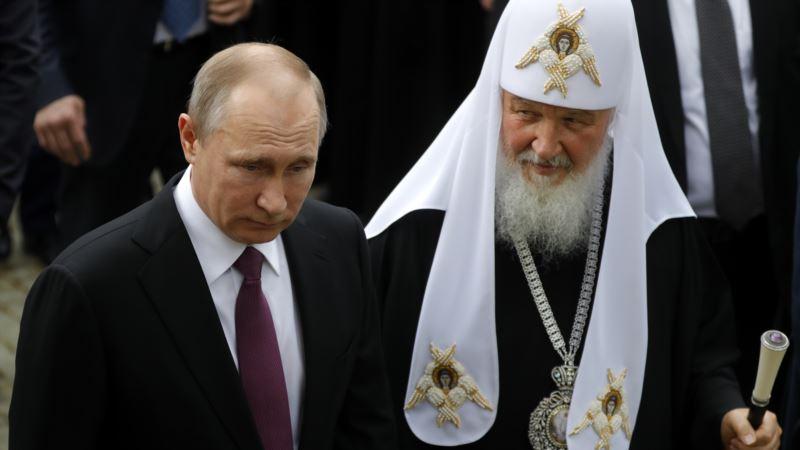 РПЦ разрывает отношения с Константинопольским патриархатом