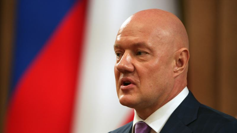 В Москве российского вице-премьера Крыма Нахлупина арестовали на два месяца