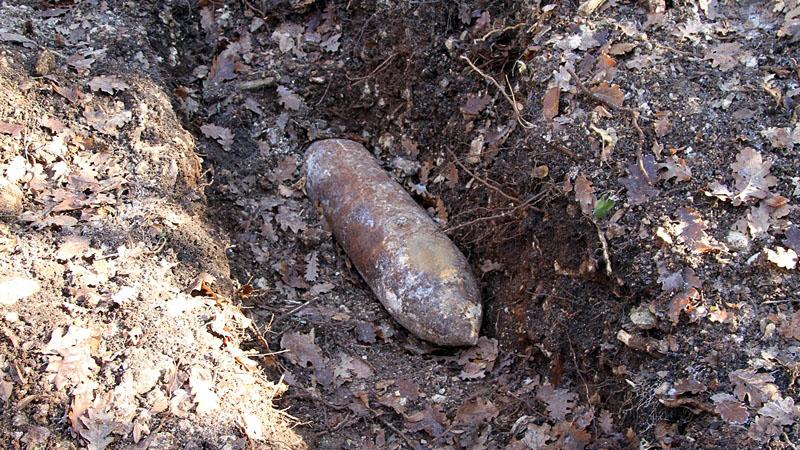 В Севастополе обезвредили мины и снаряды времен Второй мировой войны