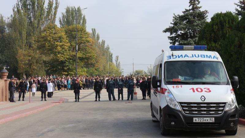 В парламенте Крыма предлагают запретить продажу оружия лицам младше 21 года