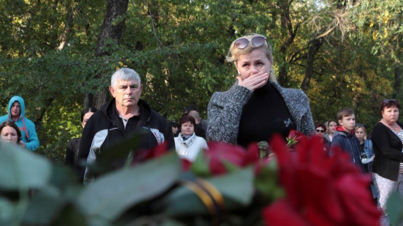 В Керчи перекроют дороги ради прощания с жертвами трагедии в техникуме