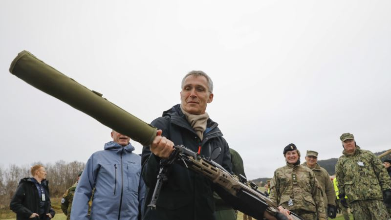 В Норвегии проходят крупнейшие учения НАТО за последние 30 лет (трансляция)