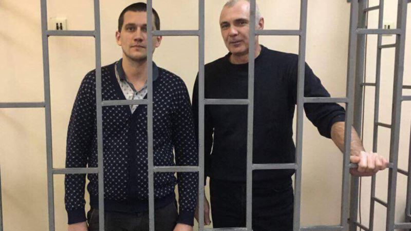 Алушта: по делу Назимова и Степанченко закончились прения сторон