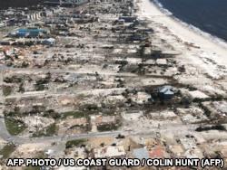 Число жертв урагана «Майкл» возросло до 17