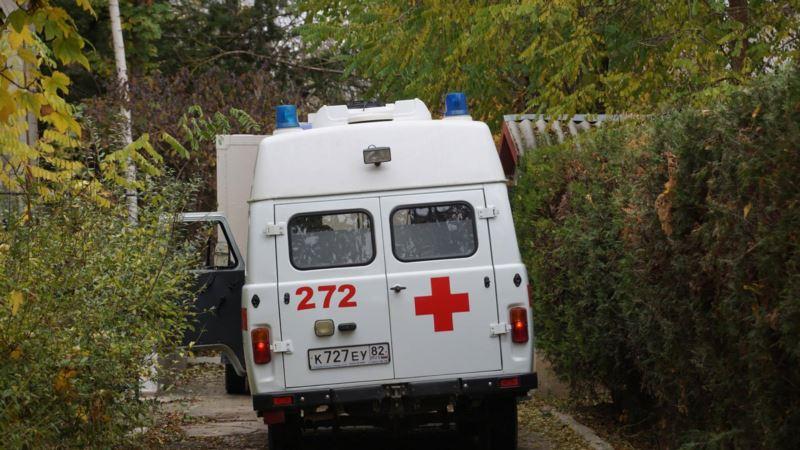 Крым: возросло количество пострадавших в аварии микроавтобуса на трассе Керчь-Симферополь