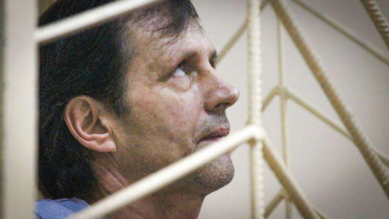 Чийгоз: украинский активист Балух находится в Керченской колонии