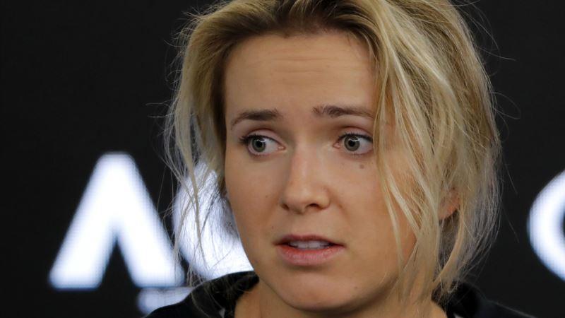 Теннис: Свитолиной стало плохо на послематчевой пресс-конференции (+видео)