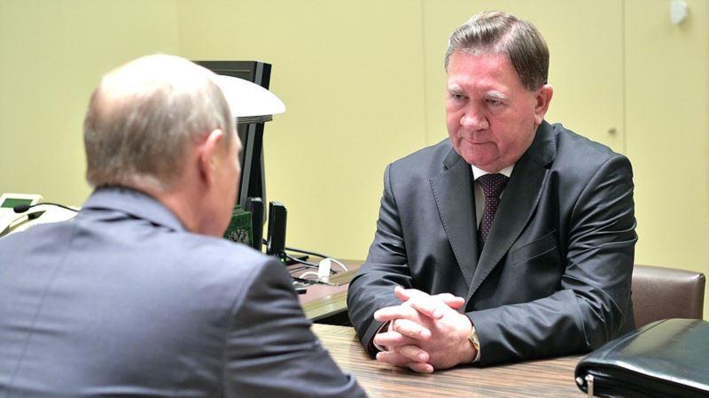 Губернатор Курской области России подал в отставку