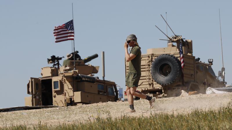 США отвергли обвинения в использовании белого фосфора в Сирии