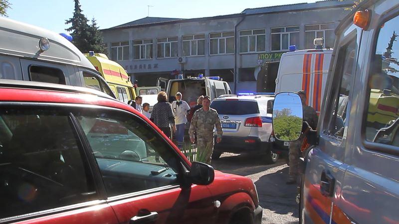 Взрыв в Керчи: движение общественного транспорта ограничено