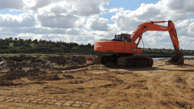 В Керчи добыли около полутора миллиона тон токсичного песка – активист