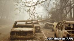 Пожары в Калифорнии: не менее 56 человек погибли, 130 пропали (+фото)