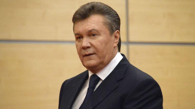 Экс-президента Украины Януковича госпитализировали в Москве, он не может двигаться – СМИ