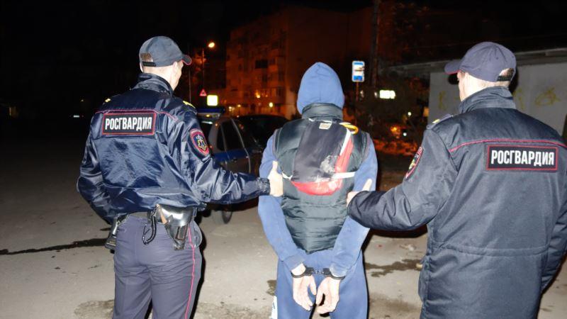 В Севастополе рабочий из России устроил пьяную поножовщину – Росгвардия (+фото)