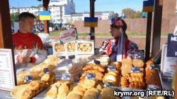 Под охраной «самообороны» и Росгвардии: в Симферополе отмечают «День народного единства»