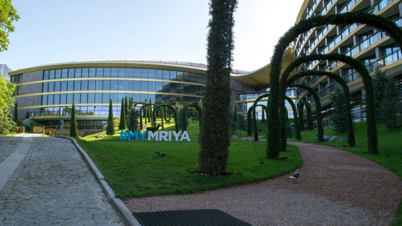 Отель «Мрия» в Ялте попал под санкции из-за связи со «Сбербанком» – Минфин США