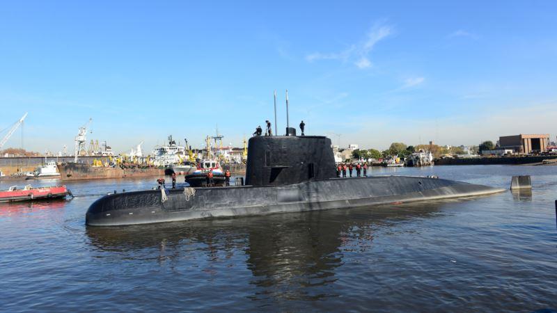 Аргентинскую субмарину нашли на дне Атлантики спустя год после ее исчезновения