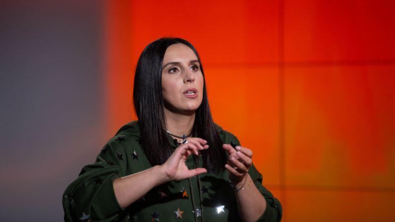 Джамала рассказала о послеродовой депрессии (+видео)