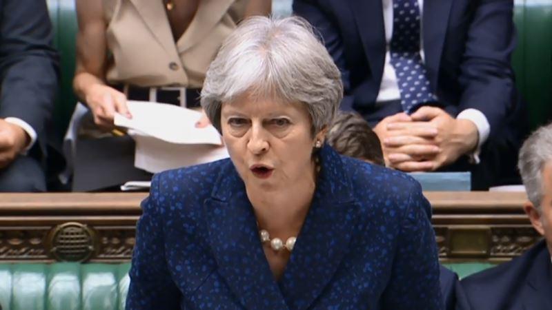 Кабинет министров Великобритании одобрил проект соглашения о Brexit