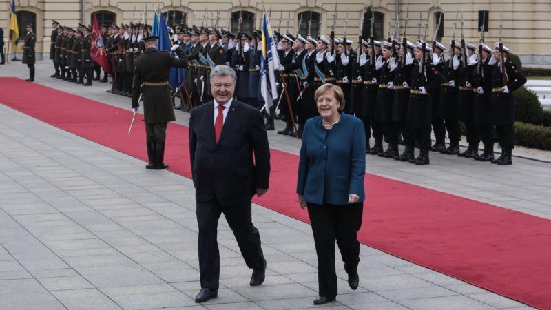 Германия будет выступать за продолжение санкций в отношении России – Меркель