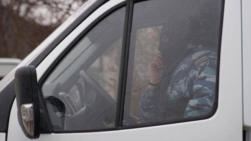 Стали известны подробности обыска в Джанкойском районе Крыма