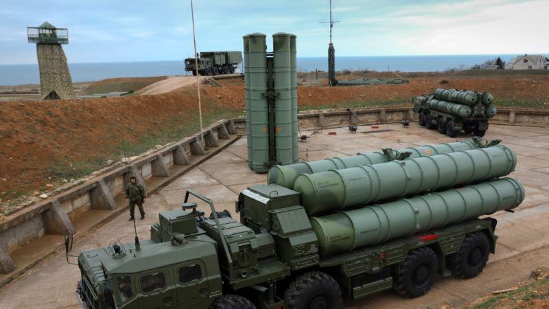 В Крыму подняли по тревоге российских военных и истребители – командование
