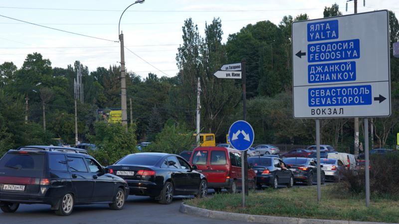Власти Симферополя разработают новую схему движения общественного транспорта – Лукашев
