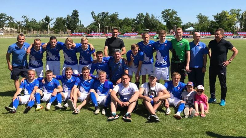 Чемпионат Украины: «Таврия» обыграла «Никополь»