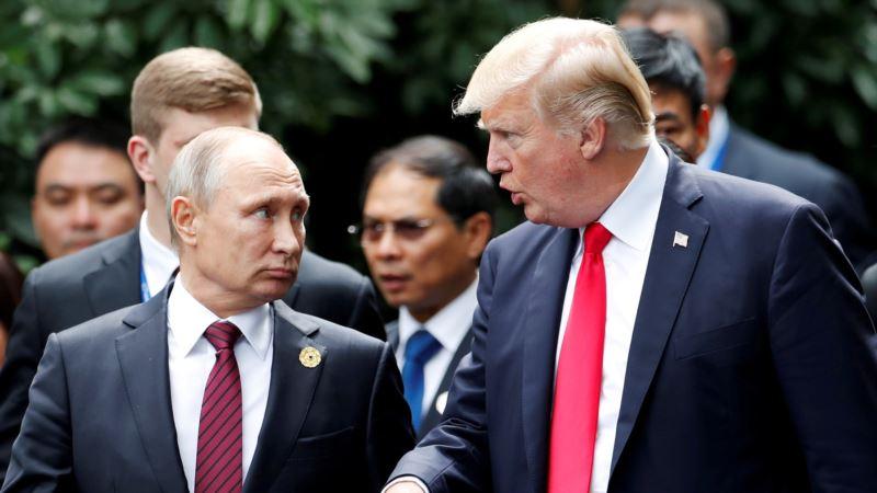 В Париже не будет «обстоятельной встречи» Путина и Трампа – Песков