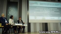 Российская конференция медиков в Ялте