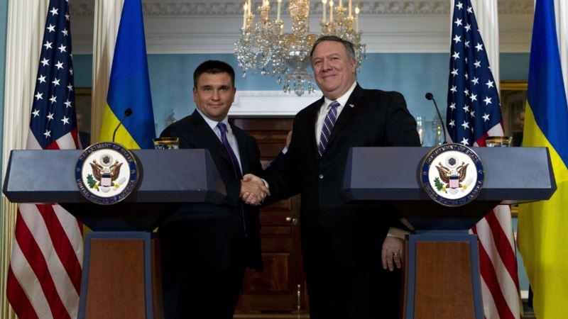 США никогда не примут попытки России аннексировать Крым – Помпео
