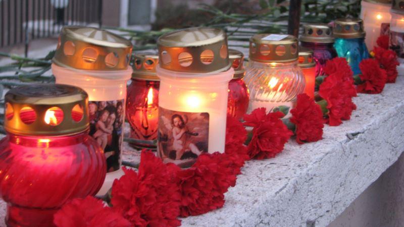 Свечи памяти в Крыму. Вспоминаем, как это было (фотогалерея)