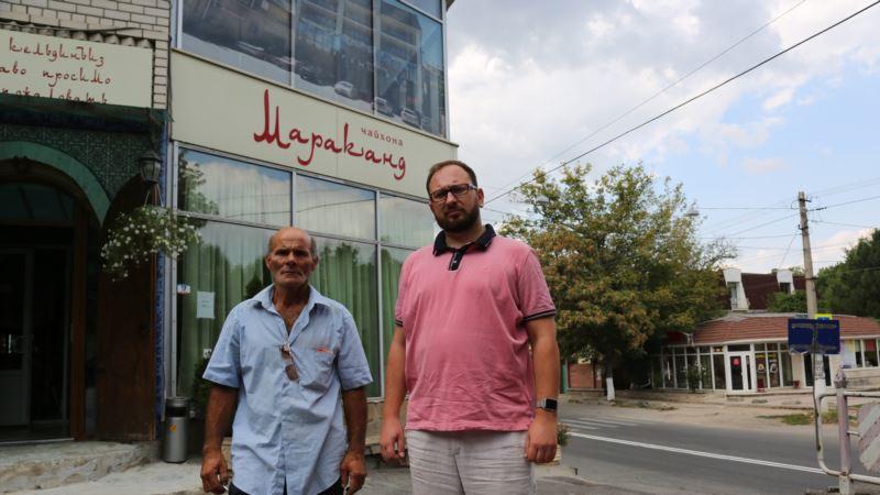 Фигурантов «дела Веджие Кашка» задерживали экс-бойцы «Беркута» – Полозов