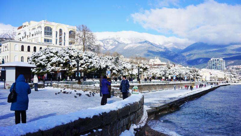 Синоптики рассказали, какой будет зима в Крыму