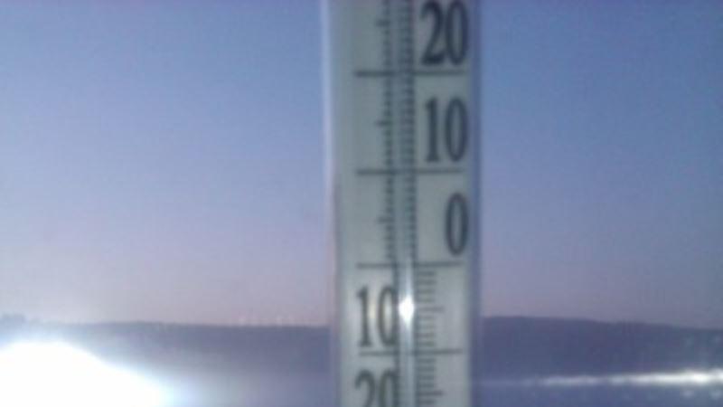 Ночью в Крыму температура опустится до 0 градусов – синоптики