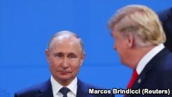 Аргентина: начался саммит G20. Трамп и Путин не поприветствовали друг друга (+фото)