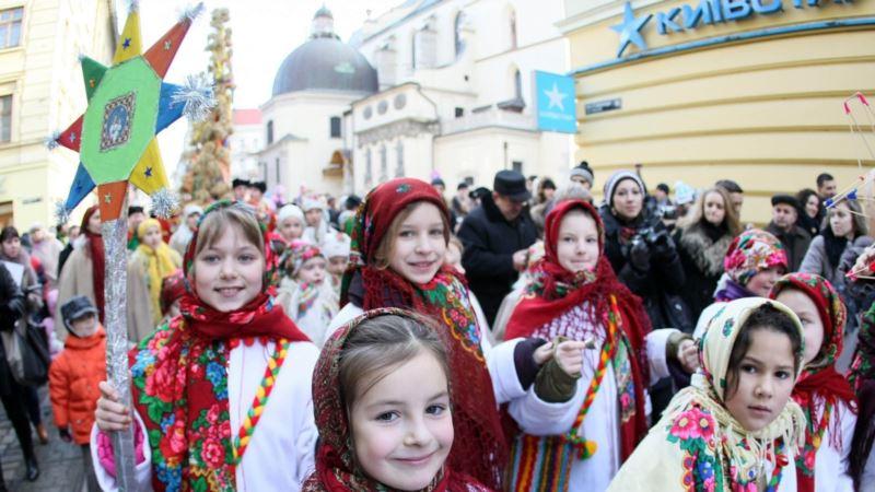 В Украине в декабре будет больше выходных в связи с праздниками