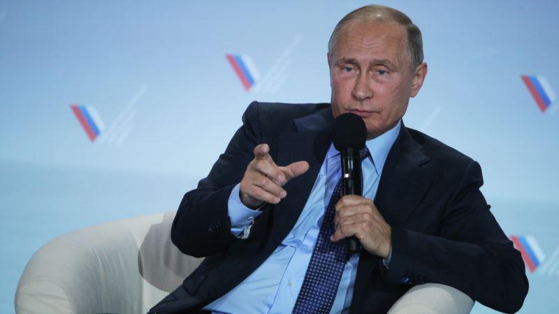 В Крыму ожидают приезда Путина в пятницу 23 ноября