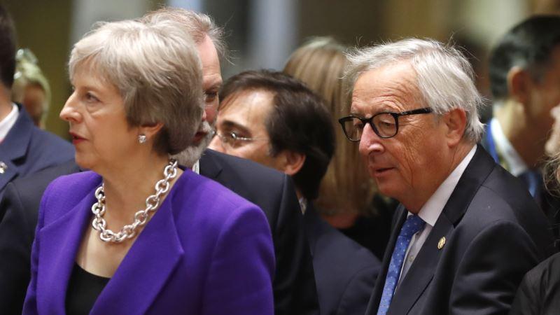 Лидеры ЕС в Брюсселе одобрили договор о Brexit