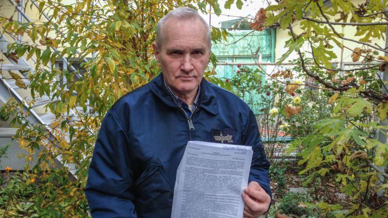 Севастополь: суд оправдал организатора митинга против российских судей, «оккупации и геноцида»