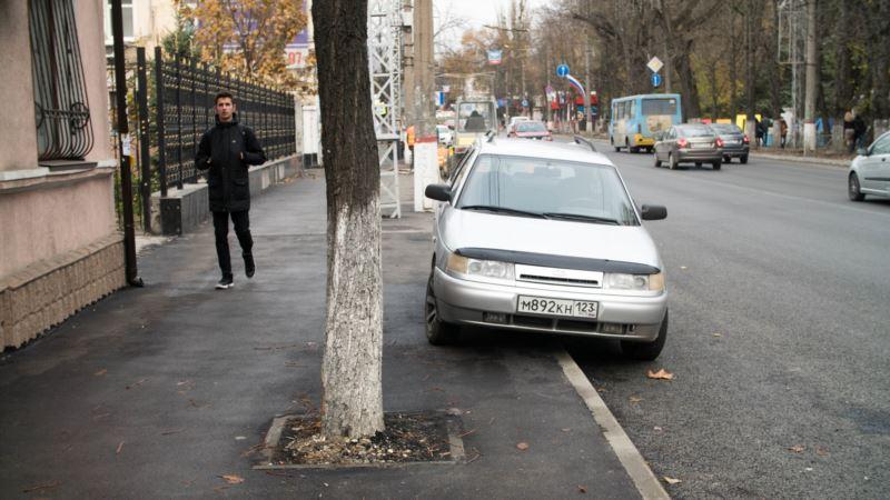В Симферополе намерены ограничить движение по улице Павленко