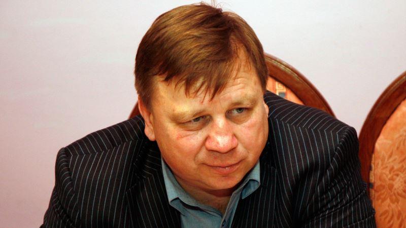 Горсовет Симферополя досрочно отправил Лукашева в отставку