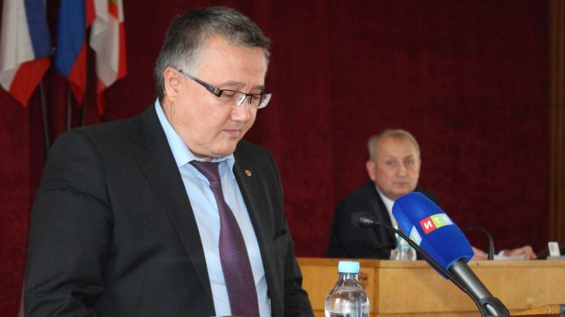 Уволенный глава Симферополя не решил бы проблему транспортного коллапса без Аксенова – экс-архитектор города
