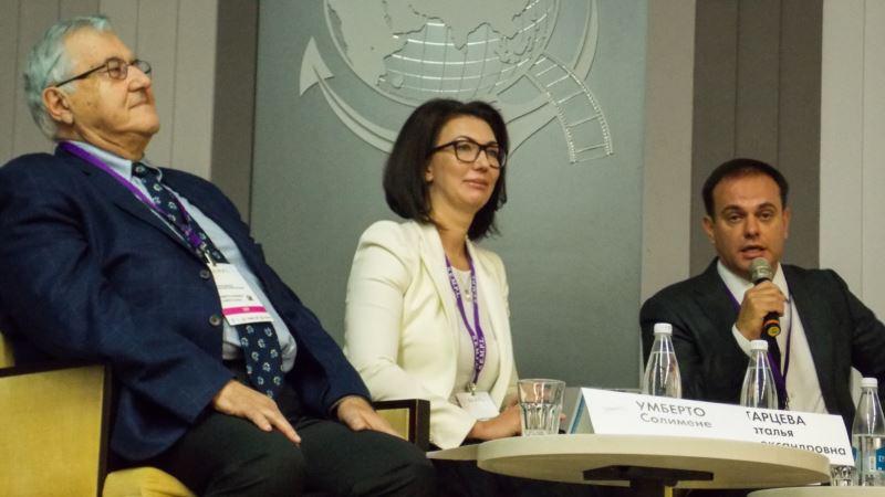 В Ялту на российскую конференцию медиков приехали участники из Европы (+фото)