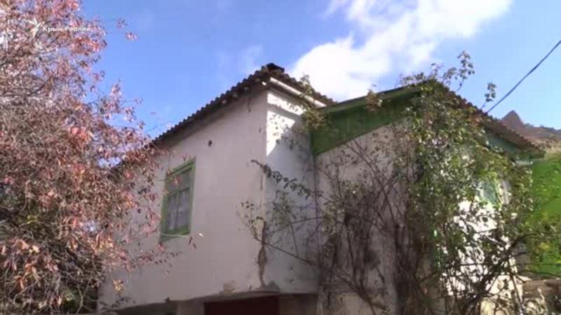 Ай-Cерез. Село, в котором родился Джемилев (видео)