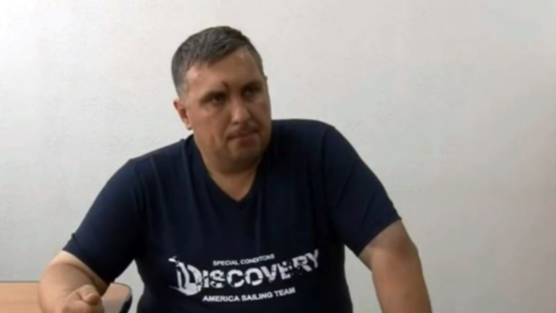 Осужденного по делу «украинских диверсантов» Панова этапировали в Крым – родные