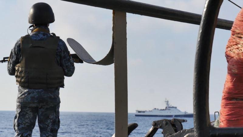 Украина усиливает охрану государственных объектов в Азово-Черноморском регионе – ВМС