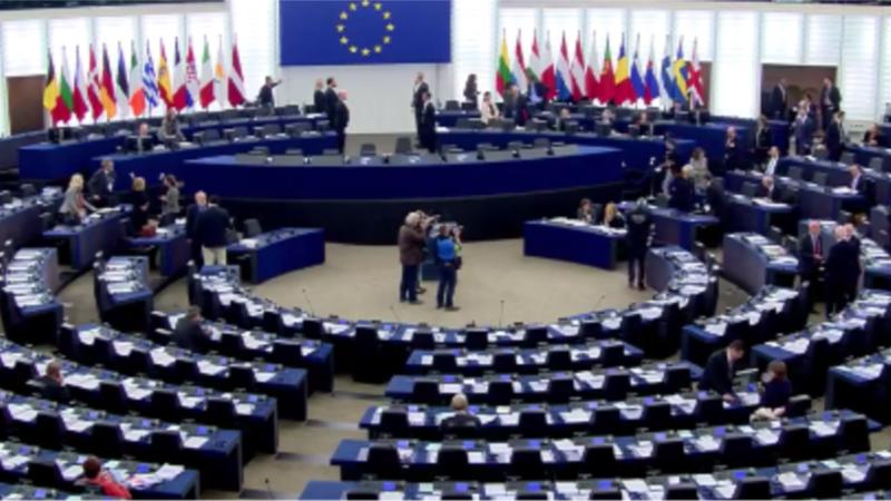Европарламент требует от России освобождения Сенцова и других заключенных украинцев
