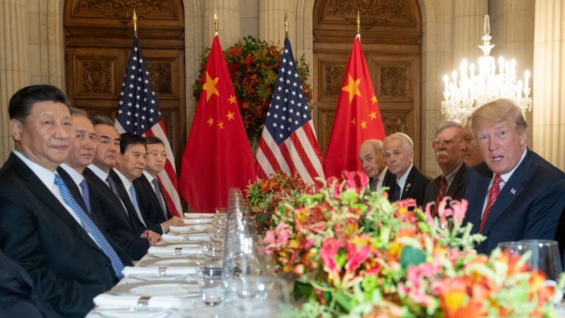 В «торговой войне» США и Китая объявлено перемирие