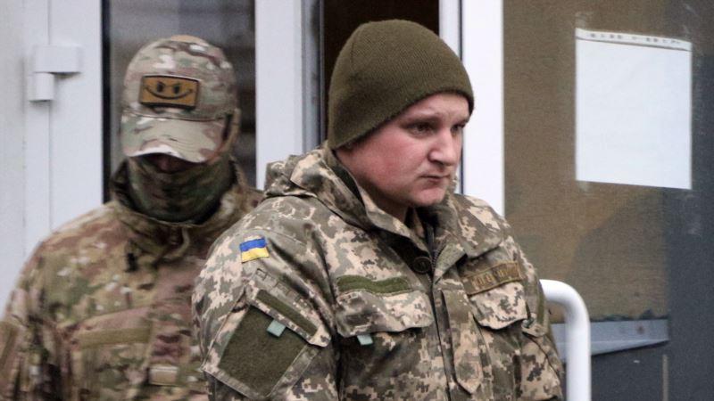 Каждый из арестованных украинских моряков получил независимого адвоката – Денисова